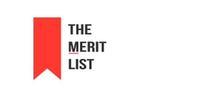 1st Merit List of PhD Mathematics(Morning) Session2020