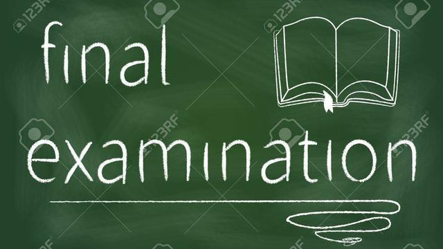Revised Final Examination for the Session 2019