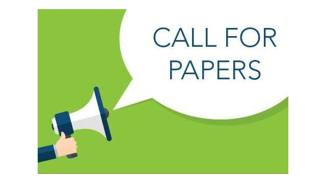 CALL FOR PAPERS IS OPEN