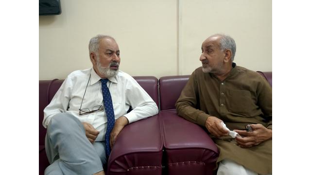 Visit of Vice Chancellor BZU Dr. Mansoor Akbar Kundi 21 May 2020.5ecb614fcf704.jpg