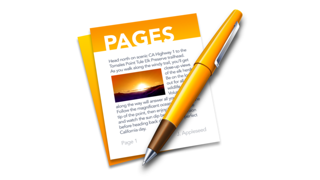 Page function